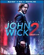 John Wick: Chapter 2 [Includes Digital Copy] [Blu-ray/DVD]