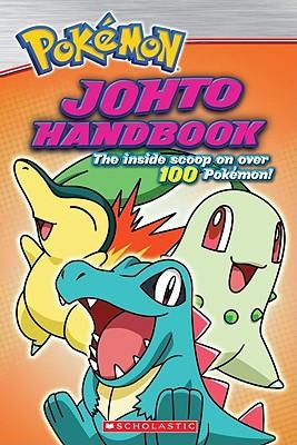Johto Handbook - Scholastic
