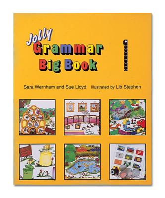 Jolly Grammar Big Book 1 - Wernham, Sara