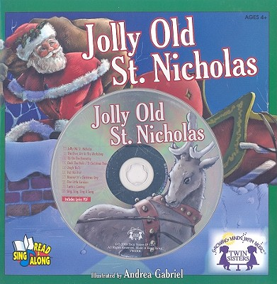 Jolly Old St. Nicholas - Wright, Hal, and Thompson, Kim Mitzo (Revised by), and Hilderbrand, Karen Mitzo (Revised by)