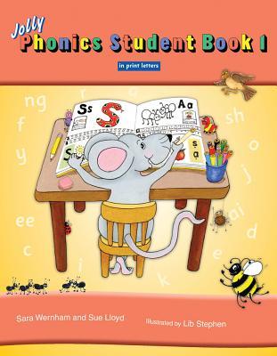 Jolly Phonics Student, Book 1 - Wernham, Sara, and Lloyd, Sue