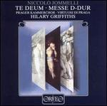 Jommelli: Te Deum / Messe
