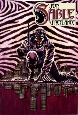 Jon Sable, Freelance, Vol. 2 - Grell, Mike (Illustrator)
