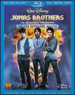 Jonas Brothers: The Concert Experience [3 Discs] [Includes Digital Copy] [Blu-ray]
