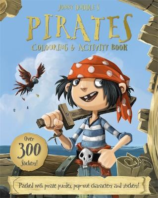 Jonny Duddle's Pirates Colouring & Activity Book -