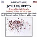 José Luis Greco: Geografías del silencio