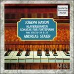 Joseph Haydn: Sonatas for Fortepiano, Volume 2