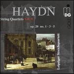 Joseph Haydn: String Quartets, Vol. 9 - Op. 20 Nos. 1, 3, 5