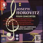 Joseph Horovitz: Four Concertos