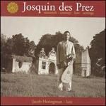 Josquin des Prez: Sixteenth-Century Lute Settings