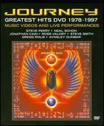 Journey: Greatest Hits DVD 1978-1997 - Music Videos and Live Performances