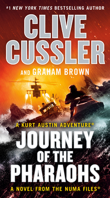 Journey of the Pharaohs - Cussler, Clive, and Brown, Graham
