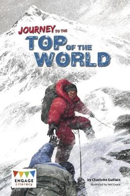 Journey to the Top of the World - Guillain, Charlotte