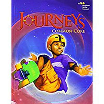 Journeys: Common Core Student Edition Grade 6 2014 - Houghton Mifflin Harcourt (Prepared for publication by)