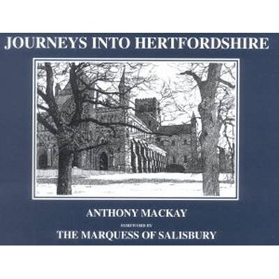 Journeys into Hertfordshire - MacKay, Anthony