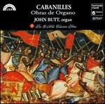 Juan Bautista José Cabanilles: Obras de Organo
