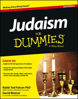 Judaism for Dummies - Falcon, Rabbi Ted, and Blatner, David