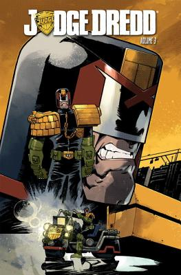 Judge Dredd Volume 3 - Swierczynski, Duane