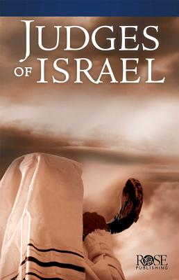 Judges of Israel - Pamphlet - Rose Publishing
