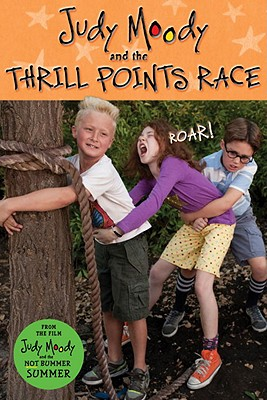 Judy Moody and the Thrill Points Race - Michalak, Jamie