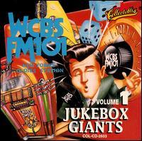 Jukebox Giants: WCBS New York, Vol. 1 - Various Artists