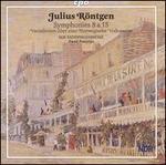 Julius R�ntgen: Symphonies 8 & 15