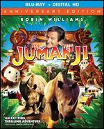 Jumanji [20th Anniversary Edition} [Blu-ray]