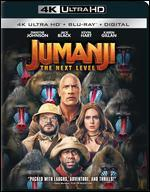 Jumanji: The Next Level [Includes Digital Copy] [4K Ultra HD Blu-ray/Blu-ray]