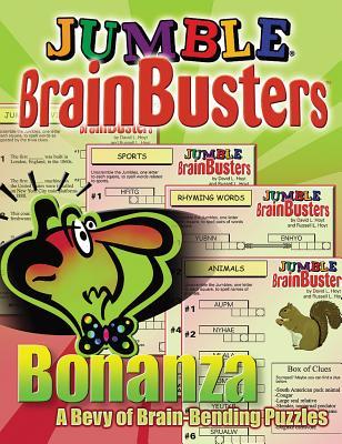Jumble Brainbusters Bonanza - Tribune Media Services, and Triumph Books