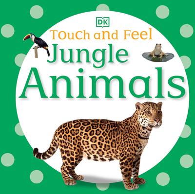 Jungle Animals - DK