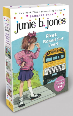 Junie B. Jones Boxed Set - Park, Barbara, and Brunkus, Denise (Illustrator)