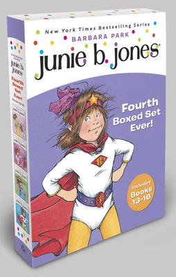 Junie B. Jones's Fourth Boxed Set Ever! - Park, Barbara, and Brunkus, Denise (Illustrator)