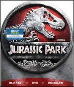Jurassic Park [Includes Digital Copy] [Blu-ray/DVD] [Steelbook] [Only @ Best Buy] - Steven Spielberg