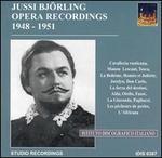 Jussi Björling Opera Recordings, 1948-1951