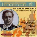 Jussi Bjoerling On Radio, Vol. 2-Live Broadcasts From 1936 To 1944