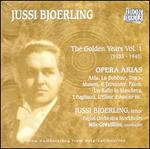 Jussi Bjoerling: The Golden Years Vol. 1