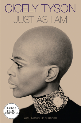 Just As I Am [Large Print] - Tyson, Cicely