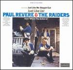 Just Like Us! - Paul Revere & the Raiders