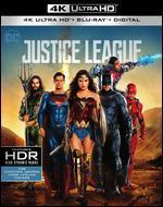 Justice League [4K Ultra HD Blu-ray/Blu-ray]