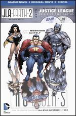 Justice League: Crisis on Two Earths [With Justice League Adventures Earth2 Book] [Blu-ray]