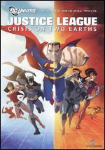 Justice League: Crisis on Two Earths - Lauren Montgomery; Sam Liu