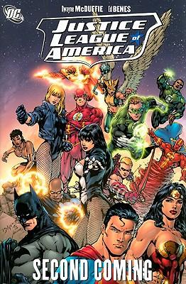 Justice League Of America - McDuffie, Dwayne