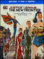 Justice League: The New Frontier [Commemorative Edition] [SteelBook] [Blu-ray] - Dave Bullock