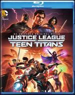 Justice League vs Teen Titans [Blu-ray]