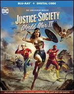 Justice Society: World War II [Includes Digital Copy] [Blu-ray]