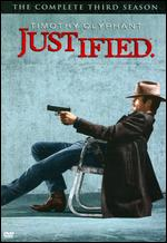 Justified: The Complete Third Season [3 Discs] -