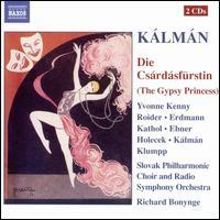 Kálmán: Die Csárdásfürstin - Heinz Holecek (vocals); Hellmuth Klumpp (vocals); Karl-Michael Ebner (vocals); Marko Kathol (vocals);...