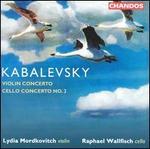 Kabalevsky: Violin Concerto; Cello Concerto