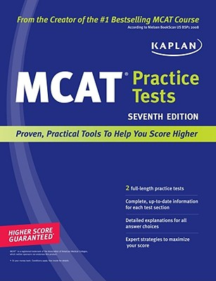 Kaplan MCAT Practice Tests - Kaplan