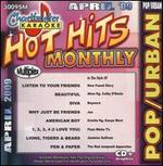 Karaoke: Hot Hits Pop/Urban - April 2009 [Chartbuster]